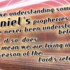 Daniel, Part 3 – Delayed Understanding
