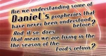 Daniel, Part 3 – Delayed Understanding