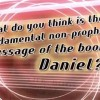 Daniel Panel: Prophetic Message - Part 3