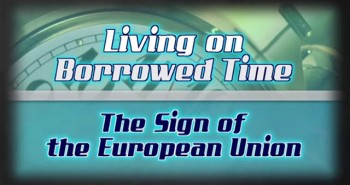 Alan Franklin on the Sign of the European Union