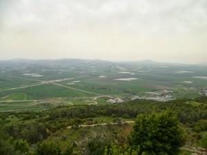 Valley of Jezreel