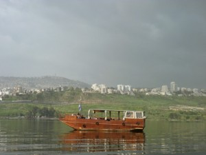 Galilee Boat