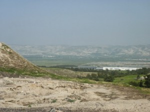 Jordan Border