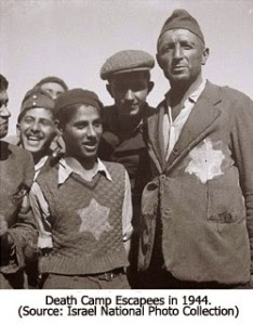 Death Camp Escapees in 1944