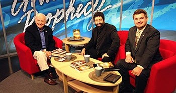 Jonathan Cahn on Christ in Prophecy