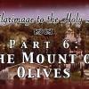 The Mount of Olives - Pilgrimage 6