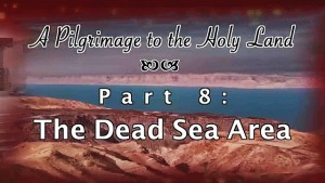 The Dead Sea - Pilgrimage 8