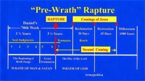 The Pre-Wrath Rapture