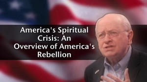Reagan on America's Spiritual Crisis, Part 1