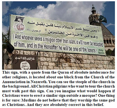 Muslim Sign