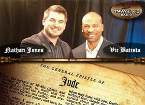 TWave Study on the Book of Jude