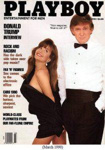 Trump on Playboy
