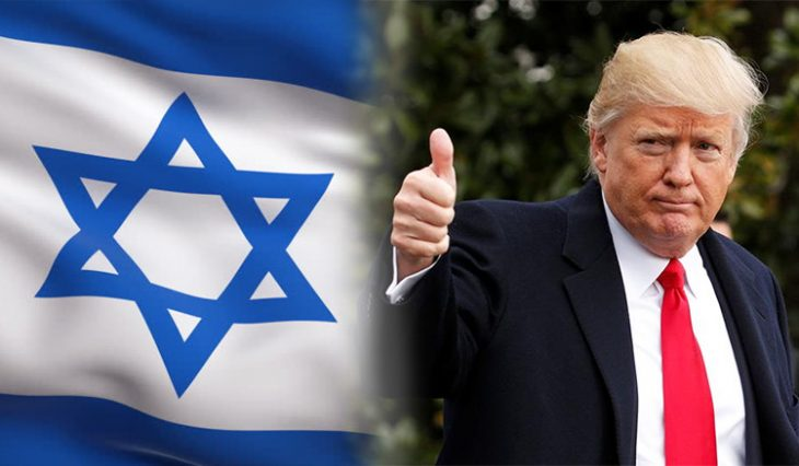 Trump on Middle East