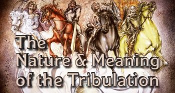 Purpose of the Tribulation