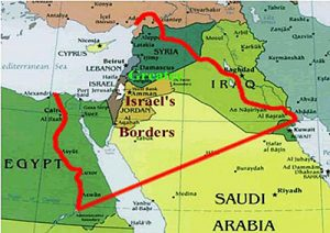 Israel's Borders