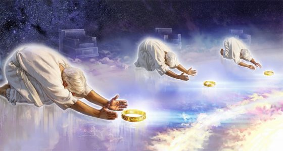 Who Are the 24 Elders of Revelation 4?