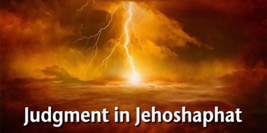 Judgment in Jehoshaphat