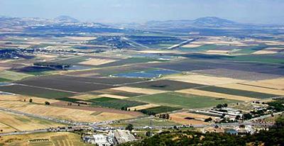 The Valley of Jezreel