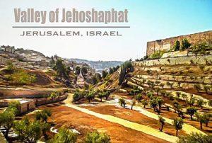 The Kidron Valley
