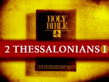 2 Thessalonians 1