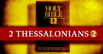 2 Thessalonians 2