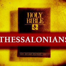 2 Thessalonians 3