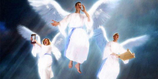 The Gospel Angel