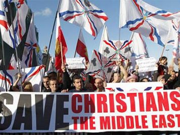 Persecution in the Middle East