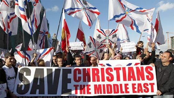 Christianity Under Attack in the Middle East and Africa