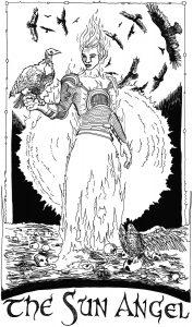 The Sun Angel