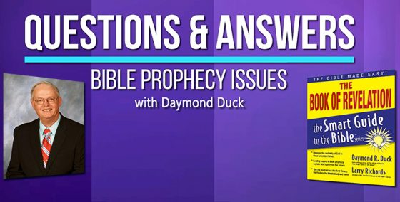Bible Prophecy Issues with Daymond Duck: All Fulfilled in AD 70