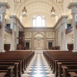 Hillsdale College New Chapel