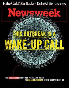 Newsweek Magazine 2020