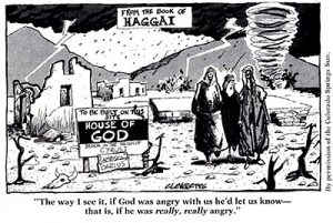 From the Book of Haggai
