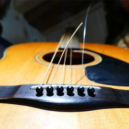 Guitar String Snapped