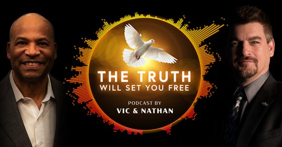 """Tune in to """"The Truth Will Set You Free"""" Podcast!"""