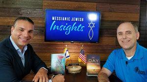 Amir Tsarfati with Tim Moore
