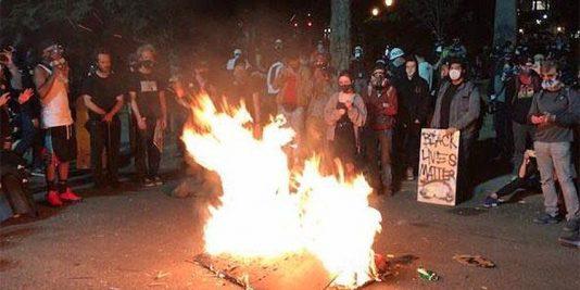 Burning Bibles Portland