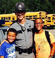 Trooper Cameron Ponder