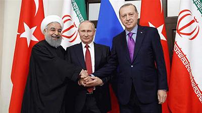 Gog and Magog Alliance