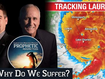 Prophetic Perspectives #132: Why Do We Suffer?