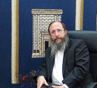 Rabbi Chaim Richman