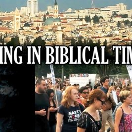 We Are Living in Biblical Times