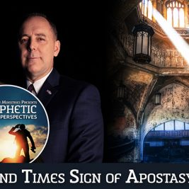 The End Times Sign of Apostasy