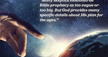 10 Reasons Bible Prophecy Exists