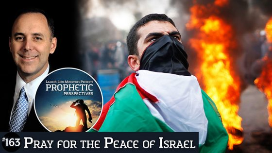 Pray for the Peace of Israel