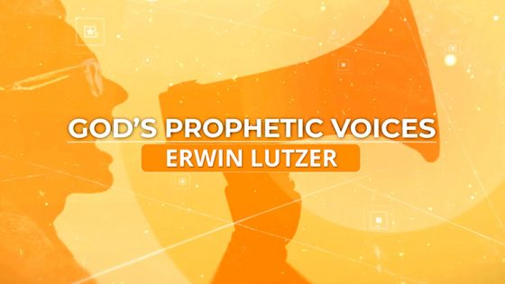 Interview with Visionary Erwin Lutzer (Part 1 of 3)