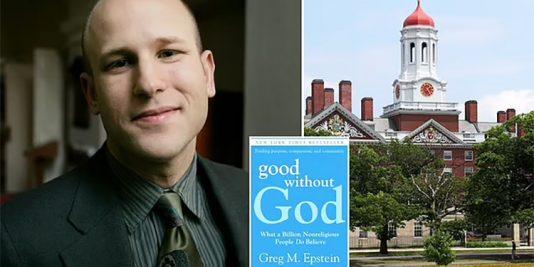 Atheist Greg Epstein